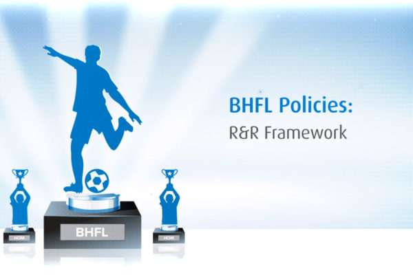 BHFL Policy Rewards