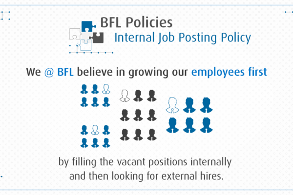 BFL - Internal Job Posting