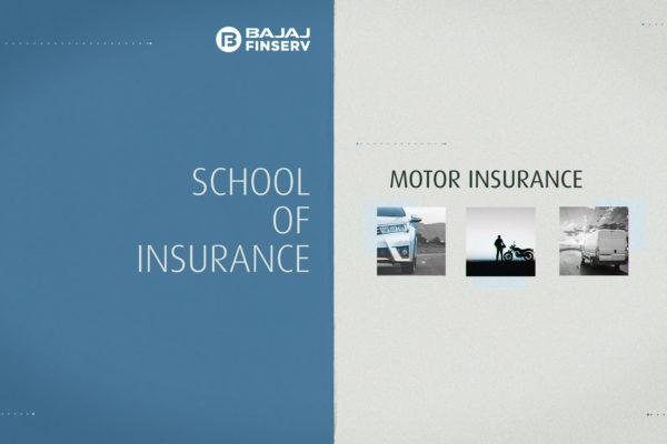 School of Insurance - Motor Insurance