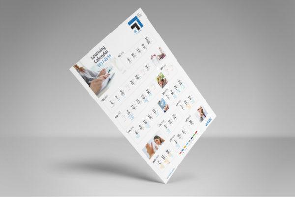 Learning Calendar 2017-2018