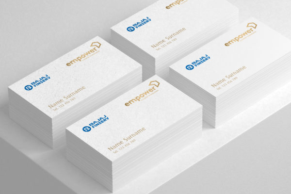 Empower - Business cards